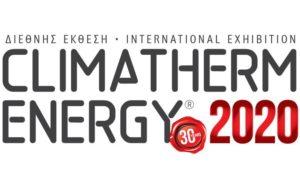 """Διεθνής Έκθεση """"Climatherm – Energy 2020"""""""