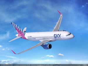 Η SKY express στη νέα εποχή – Αλλάζει το τοπίο των αερομεταφορών στην Ελλάδα