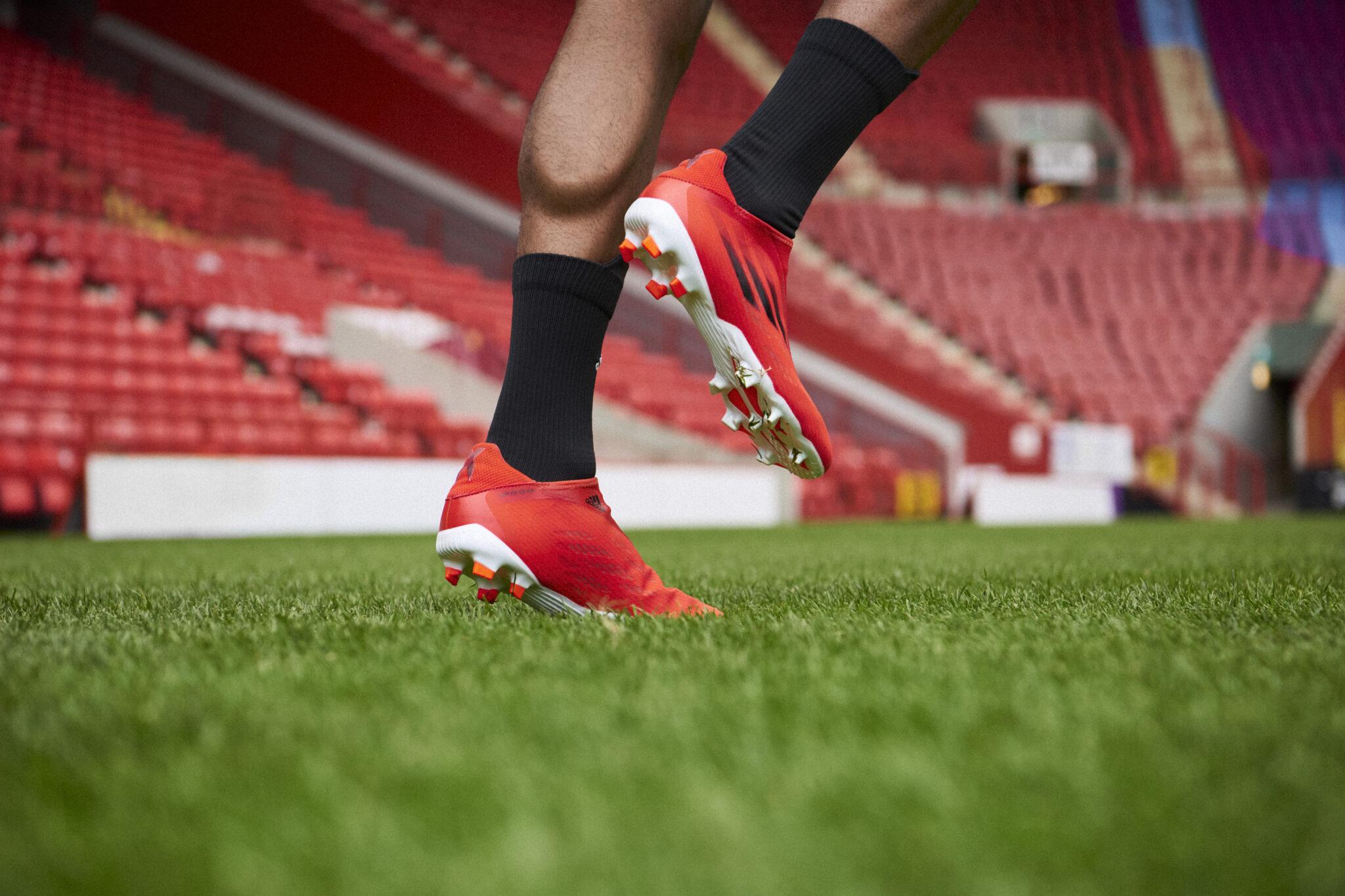 Η adidas επαναπροσδιορίζει την ταχύτητα στο ποδόσφαιρο με τo X SPEEDFLOW